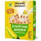 Готовый завтрак Кукурузные шарики (100 г)