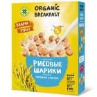 Готовый завтрак Рисовые шарики (100 г)