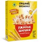 Готовый завтрак Ржаные шарики (100 г)