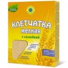 Клетчатка пшеничная мелкая с солодкой