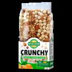 CRUNCHY с абрикосом и медовыми шариками (350 г)