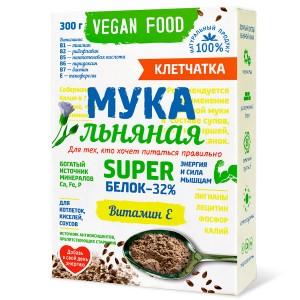 Мука льняная Vegan Food (300 г)