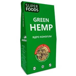 Ядро конопли «Green Hemp Seeds» (90 г)