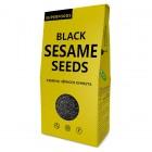 Семена кунжута чёрного «Black Sesame Seeds» (150 г)