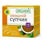 Суп-пюре Овощной (коробка: 10 порций)
